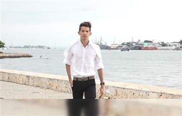 Mr. Handsome: Ferney Martínez será el representante por Colombia