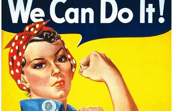 Murió Naomi Parker icono del feminismo