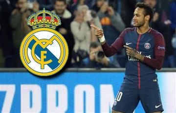 Si el PSG gana la Champions, Neymar se iría al Real Madrid