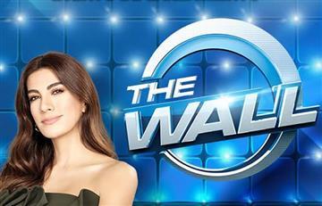 The Wall, el concurso con Andrea Serna del Caracol Televisión