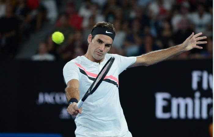 Abierto de Australia: ¡Roger Federer  imparable!