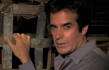 David Copperfield acusado de abuso sexual, el ilusionista lo niega
