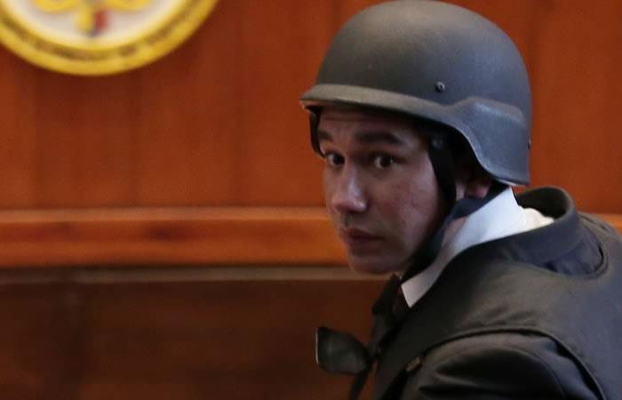 Luis Gustavo Moreno volverá a una guarnición militar