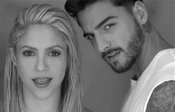 Shakira y Maluma estrenan sensual videoclip de 'Trap'