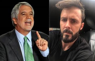 """Tatán Mejía: """"La culpa no es del motero, es de ustedes por tener tanta hijuemadre corrupción"""""""