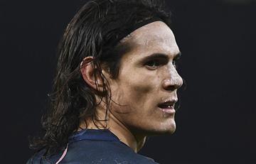 Cavani, máximo goleador de la historia del PSG tras marcar al Montpellier