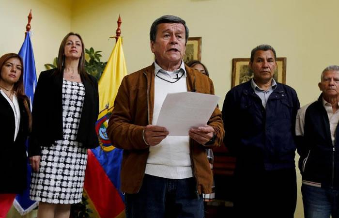 Continúa en el limbo el cese al fuego entre Gobierno y ELN