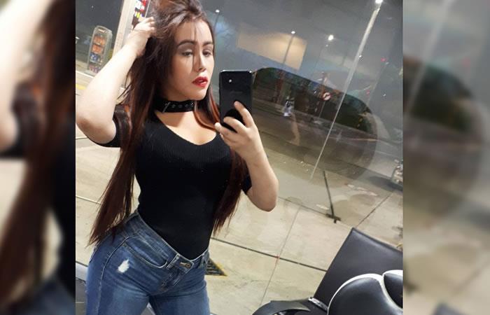Modelo colombianas desnuda foto 41