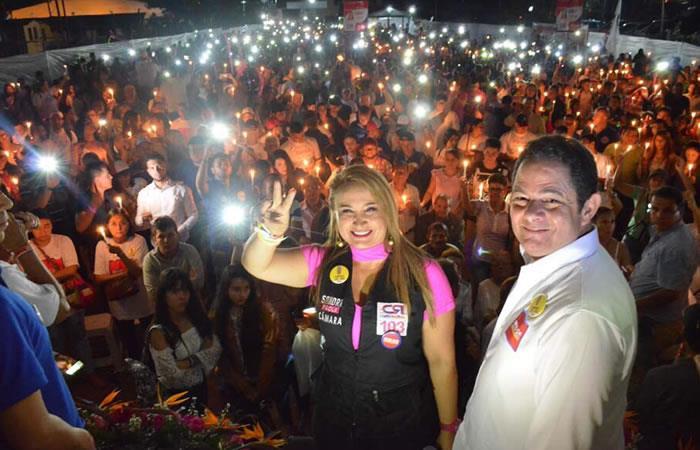 La exgobernadora Sandra Hurtado y su estrategia para no ser inhabilitada