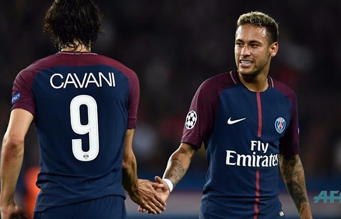 PSG goleó a Montpellier con doblete de Neymar
