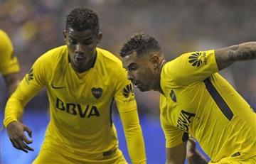 Cardona, Barrios y Fabra protagonistas de una nueva victoria para el Boca