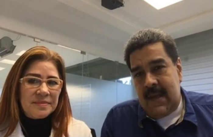 El Facebook Live de Nicolás Maduro que resultó un fracaso