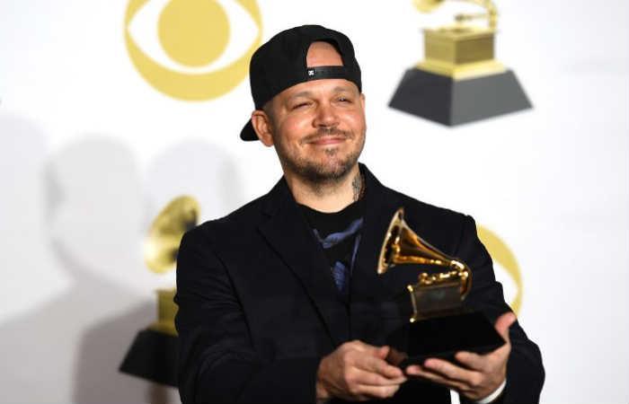 'Residente' se lleva el Grammy a mejor álbum de rock, urbano o alternativo latino