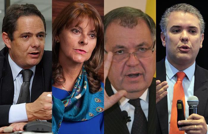 Candidatos presidenciales piden terminar diálogos con ELN
