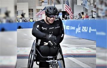 Maratón de Miami: Sanclemente se quedó con el primer lugar