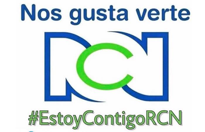 #EstoyContigoRCN, la campaña con la que responden a críticas