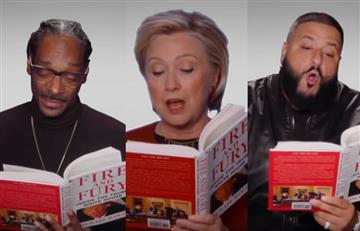 Grammy 2018: El tinte político de la noche de Hilary Clinton contra Trump