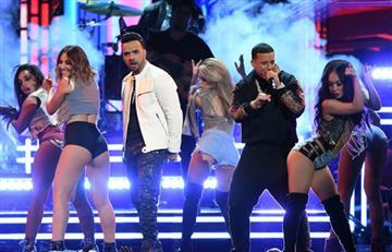 Grammy 2018: Luis Fonsi y Daddy Yankee pusieron a bailar a todos