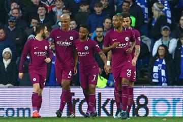 Manchester City enfrentará al Wigan en los octavos