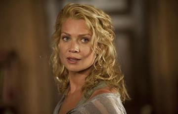 Roban y publican fotos íntimas de la actriz Laurie Holden de 'The Walking Dead'