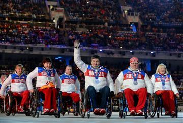 Rusia excluida de Juegos Paralímpicos-2018