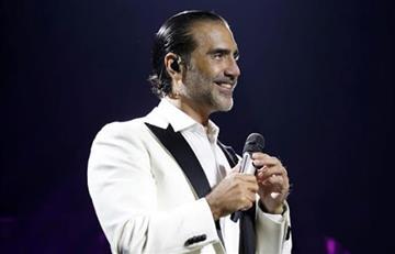 Alejandro Fernández confirma fecha de concierto en Bogotá