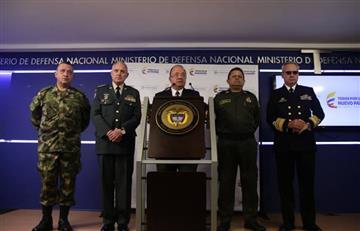 Ante la posibilidad que el ELN vuelva atacar, la Fuerza pública refuerza seguridad