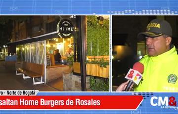 Bogotá: El sector de Rosales sufre de nuevo un atraco