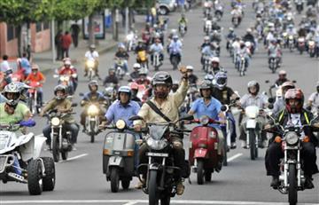 Bogotá: Para el viernes 2 de febrero comenzará la restricción de parrillero en moto