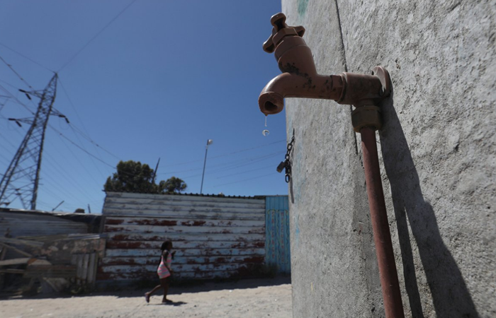 Ciudad del Cabo ya tiene fecha para quedarse sin agua