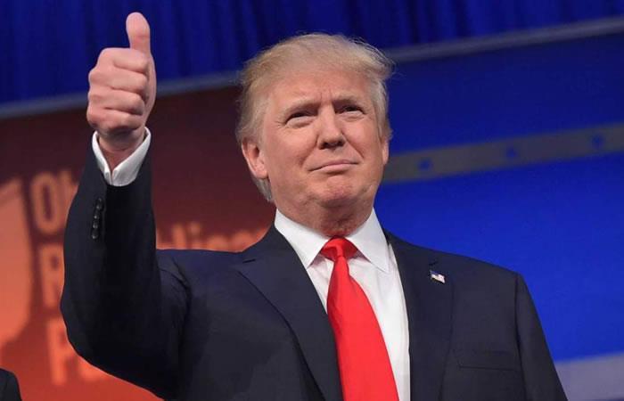 Error ortográfico en las invitaciones al discurso de Trump sobre el Estado de la