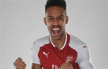 Aubameyang será nuevo compañero de David Ospina en el Arsenal