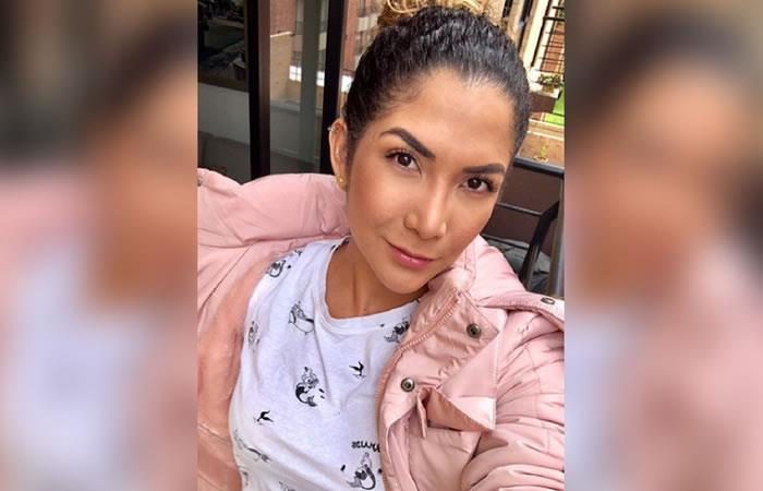 Cindy 'La Crespa' Martínez afirmó estar muy delicada de salud