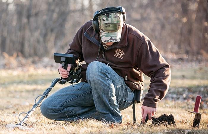 Crean el radar de minas antipersona más eficiente