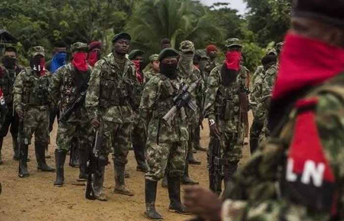 Fuerza Militar: ELN está reclutando venezolanos