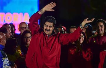 """Maduro afirma que Santos lo envidia porque """"no sabe bailar"""""""