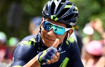 ¿Nairo Quintana por fuera de los Nacionales de ruta 2018?