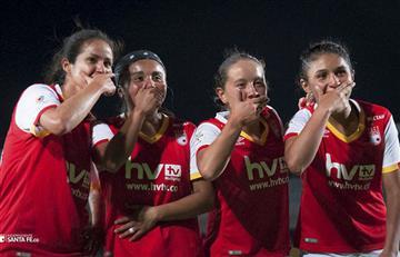 Atlético de Madrid vs. Santa Fe: Transmisión EN VIVO del amistoso femenino