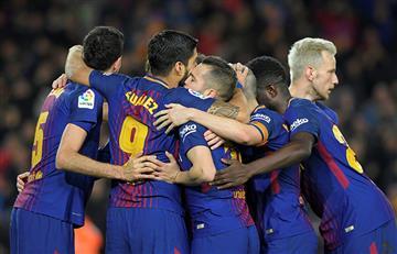 Barcelona volvió a ganar y en Colombia se pregunta ¿Para cuándo el debut de Yerry Mina?