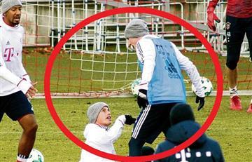 Bayern Múnich: ¿Sebastián Rudy se va por pelear con James Rodríguez?