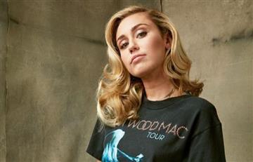 ¿Miley Cyrus volvió a rebelarse? atrevidas fotos lo confirmarían