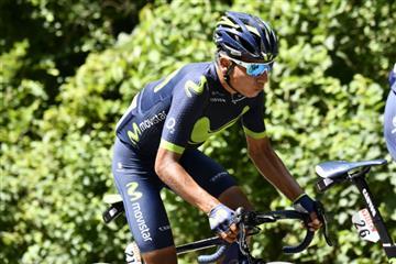Nairo Quintana está preparado para debutar en la carrera Colombia Oro y Paz
