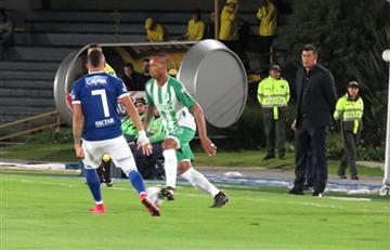 Superliga 2018: Millonarios y Nacional en tablas en la primera final