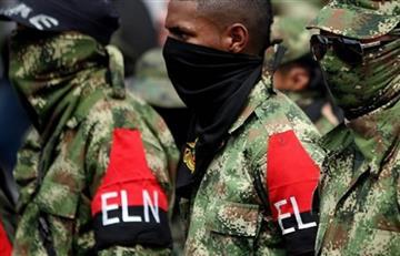 Tres guerrilleros del ELN muertos y seis heridos en bombardeo