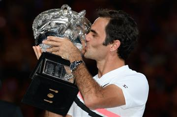 Wilson conmemora a Federer con un kit muy especial