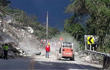 Colombia: Ministerio de Transporte reabre la vía Bogotá-Villavicencio