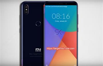 Xiaomi Mi 6X: El Smartphone que será similar al iPhone X