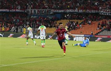 Liga Águila: Medellín fue contundente ante Huila en el comienzo del FPC