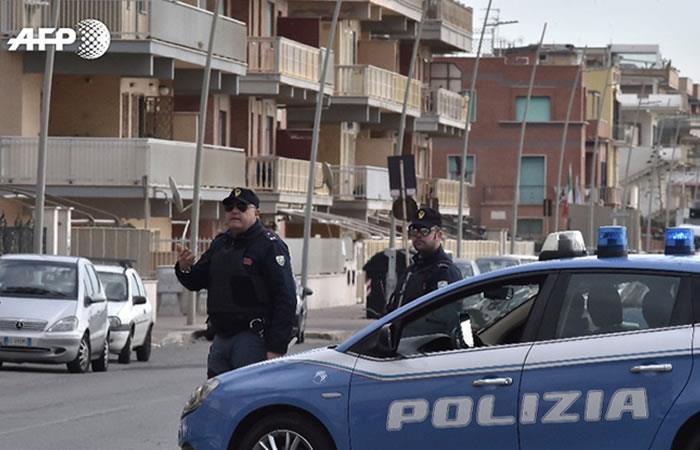Tiroteo racista en Italia deja 6 heridos
