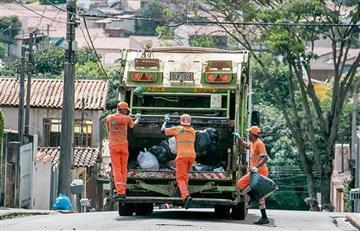 Bogotá: Con más camiones intentan mitigar la emergencia sanitaria